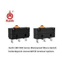 Buy cheap Kailh UL Limit Switch Waterproof Mini Micro Switch from wholesalers