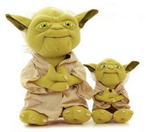 Quality Fashion Star Wars Cartoon Action Figure Stuffed Plush Toys for sale