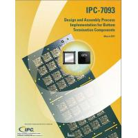 Quality IPC-7093:[PDF FILE ]Design and Assembly Process Implementation for Bottom Termination Components for sale