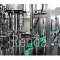 Quality Coca Cola Carbonated Drink Filling Machine  Washing Filling Capping Machine High Speed Beverage Filling Machine for sale