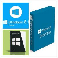 Quality Genuine Full Version Windows 8.1 Enterprise Digital Download English Language for sale