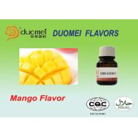 Quality Ripe Mango Food Flavouring Mango Essence Flavoring 0.05% - 0.15% Dosage for sale