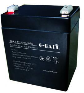 Quality 4ah AGM Lead Acid Battery for sale
