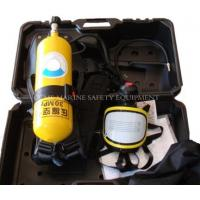 Quality Self contained breathing apparatus used for industry , firefighting (SCBA) for sale