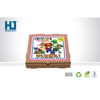 Best Color Printed Corrugated Kraft Paper Pizza Box, Cardboard Packing Boxes wholesale