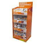 Best Folding Cardboard Display Stands / Cardboard Floor Display Stands For Socks Merchandising wholesale