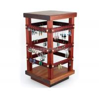 Best Jewelry Accessories Display Stand Countertop Wood Jewelry Store Equipment wholesale