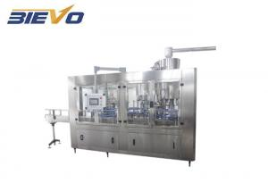 Quality 15L 3.5KW 2000bph Water Bottles Filling Machine for sale