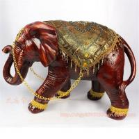 Buy cheap Big Size Resin Elephant Decoration Resin Elephant Craft Resin Thailand Elephant Figure (XH201) from wholesalers
