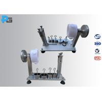 Quality IEC60884-1 Table 18 Electrical Safety Test Equipment Power Cord Anchorage Torque Test Apparatus for sale