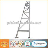 China China Supplier customed Aluminium mobile scaffolding formwork scaffold ladder beam capacity on sale