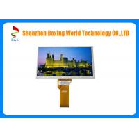 Quality 7.0-inch 800 x RGB x 480-pixel TFT LCD Display with 420 CD/M2 brightness for medical machine for sale