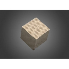 Cordierite Alumina Ceramic Sheet , Honeycomb Custom Ceramic Plates For Burner for sale