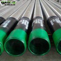 Quality Downhole Well Screen Filter With One Layer Seamless Pipe 3 - 12mm Thickness for sale