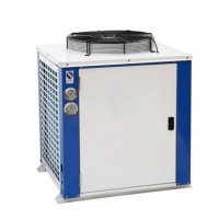 Quality Hermetic Scroll  Type R134a Recirculating Water Cooled Screw Liquid Chiller for sale