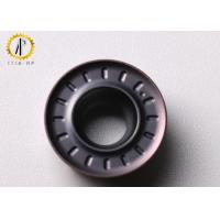 Buy cheap R6 Round Full Name RPMT1204MO Tungsten Carbide Milling Inserts For Mould from wholesalers