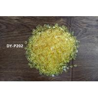 Quality Yellowish Alcohol Soluble Polyamide Resin HS Code 39089000 Used In Overprinting Varnishes for sale