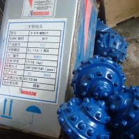 """Quality China High Quality 6"""" IADC 437 Well used Tricone rock drill bits for sell that customer trust for sale"""