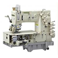 Quality 4 Needle Flat-bed Double Chain Stitch Sewing Machine with metering device FX1404PMD for sale