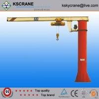 Quality Electric Driven KS Electric Jib Crane For Sale In Workshop for sale