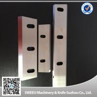 Buy PET bottles granulator cutter blades and knives at wholesale prices