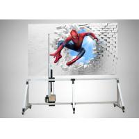 Quality Intelligent Wall Decal Machine USA Banner Sensor With Wireless Touch Screen for sale