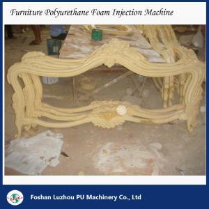 China High Pressure PU Foaming Machine Furniture Polyurethane Foam Machine on sale