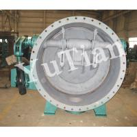 Quality double eccentric butterfly valve for sale