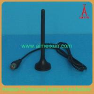 Quality digital car tv antenna DVB-T Magnetic base antenna for sale