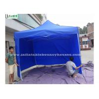 China Blue Folding Inflatable Camping Tent Giant For Commercial Use EN71 on sale