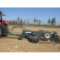 Quality 1BZ series Heavy-duty offset trailed hydraulic disc harrow for sale