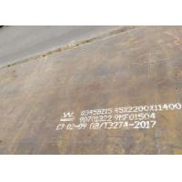 Quality Hot Rolled Boiler Alloy Steel Sheet Plate 16mn Q345b Manganese Low Alloy Structure for sale