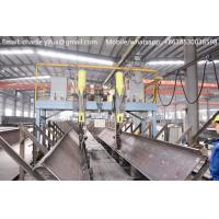 SAW welding flux SJ101G for spiral pipes, beams welding