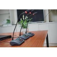 Quality Vissonic OLED Display Desktop Conference Microphone For Conference Room for sale