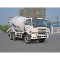 6x4 320HP 8 - 10cbm Small Concrete Mixer Trucks with Dongfeng Nissan Diesel