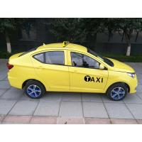 China Mid-High Speed Electric Vehicle Electric Car Suitable For Taxi Use for sale