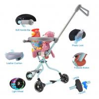 Buy Newest Selling Attractive Style Baby Stroller 3 in 1 Good Baby Strollers at wholesale prices
