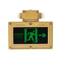 Quality ATEX Approved Explosion Proof Emergency Light Integrated LED Emergency Light for sale