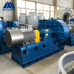 China Heavy Duty Industrial Boiler Induced Draft Fan for sale