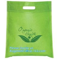 Quality BAGS Fashion Laminated Polypropylene pp non woven bag, Customized pp non woven bag laminated with zipper, rpet bags, rpe for sale