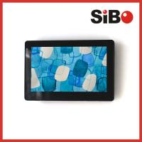 Buy cheap Sibo Attendance System 7 Inch Industrial Android PoE Touch Panel With 14443A NFC Reader from wholesalers