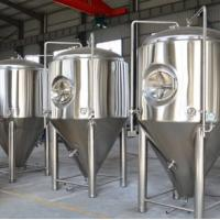 Quality PLC Control Professional Brewing Equipment 1000L Home Beer Brewing System for sale