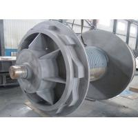 Buy Professional Offshore Winch Lebus Grooved Drum 10m-10000m Rope Capacity at wholesale prices