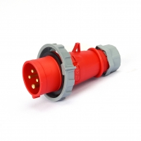 Buy cheap 16A 110V Male Socket Weatherproof 4h Industrial Plugs from wholesalers
