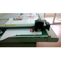 Quality Printed graphic image sign flatbed cutter for sale