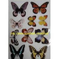 China Magic Sticky Stickers & Alphabets Stickers on sale