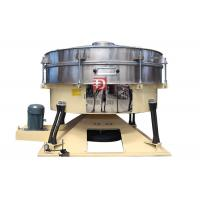 Quality Large Capacity Herbal Powder Tumbler Screening Machine With Long Service Life for sale