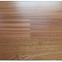China African sapele engineered hardwood flooring, smooth surface and natural lacquered on sale