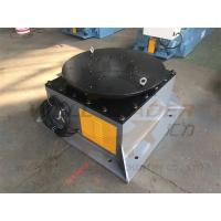 Quality Servo Welding Positioner Turntable 360 Degree Unlimited Rotation Long Life for sale