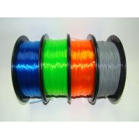 1.75mm 3d printing rubber filament flexible material tasteless and odorless
